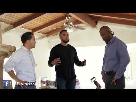 Real Estate Rich: Episode 3- The Clovis Estate Rehab