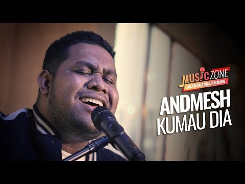 Andmesh - Kumau Dia - Live At MUSIC ZONE