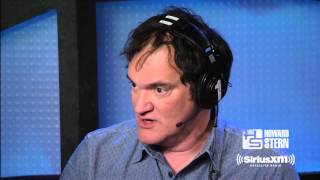 Quentin Tarantino on Disney vs. 'The Hateful Eight' thumbnail