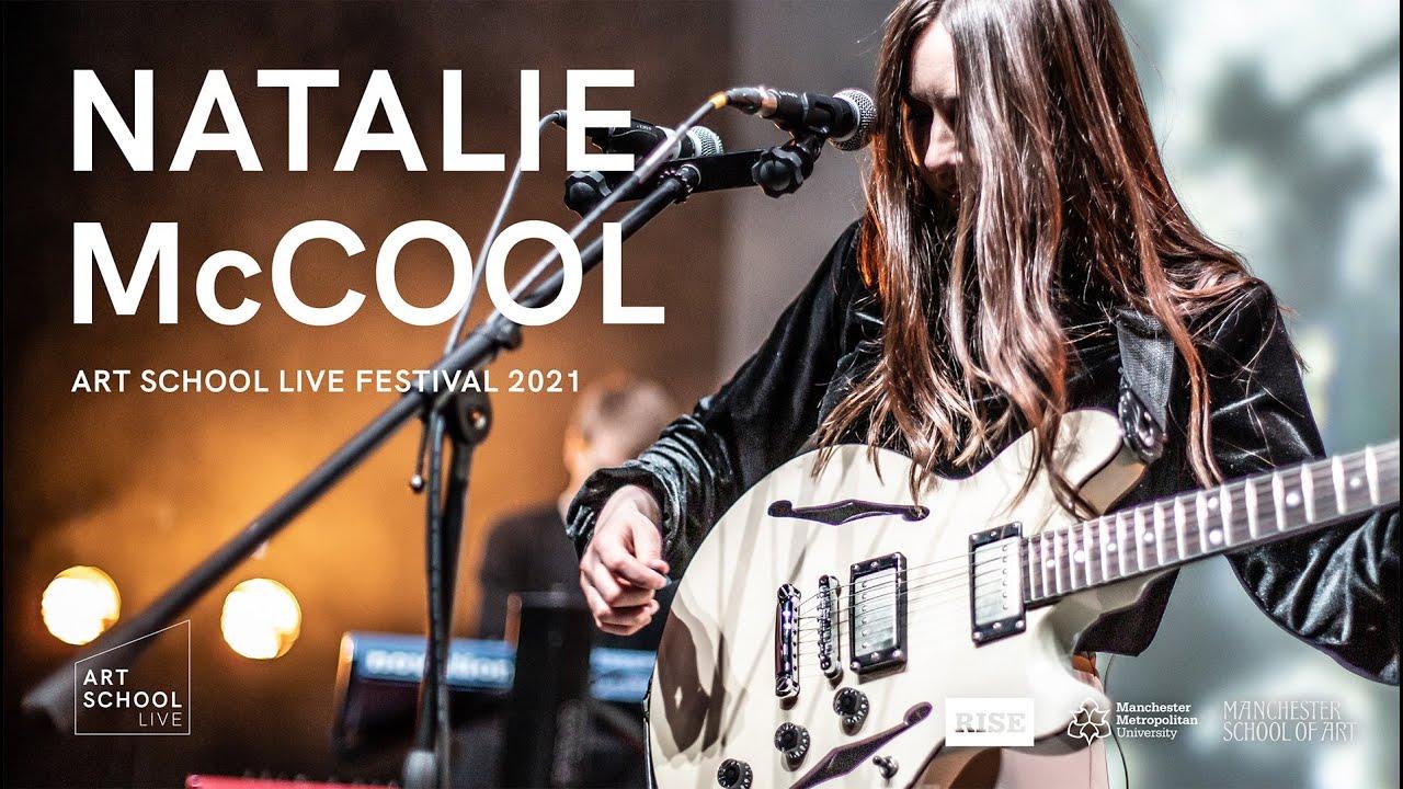 Natalie McCool - Art School Live Festival 2021 (Full Set - 4K)