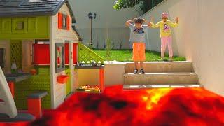 The Floor Is Lava I+ More Nursery Rhymes & Kid Songs