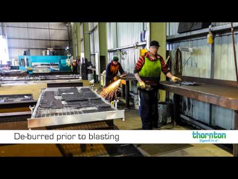 Structural Steel   Thornton Engineering Australia Pty Ltd