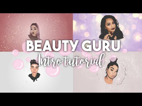 HOW TO MAKE A BEAUTY GURU INTRO | BEGINNER FRIENDLY | *HIGHLY REQUESTED*