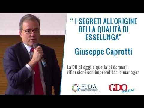 I segreti all'origine della qualità di Esselunga - Giuseppe Caprotti