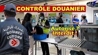 Contrôle des Douanes aux Aéroports d'Algérie : Les Règles à Connaitre et Comment Réagir ?