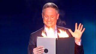 Der iPad Zauberer - TV Show - The iPad Magician