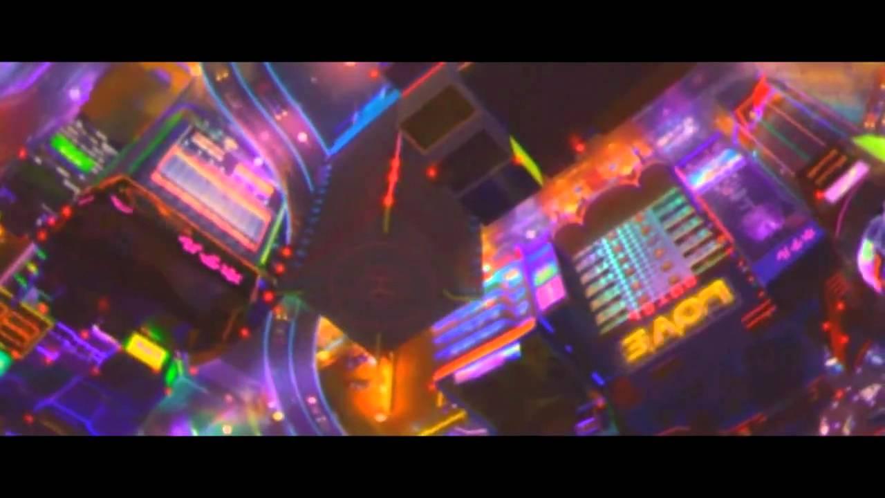 Enter The Void Neon City Computer Animation Gaspar Noe Movie Film Youtube