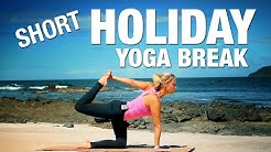 Short Holiday Yoga Break Class - 20 Min - Five Parks Yoga