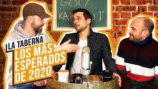 La TABERNA: Los MÁS ESPERADOS de 2020 con FF7, CYBERPUNK, HALO INFINITE, TLOU 2, RESIDENT EVIL 3...