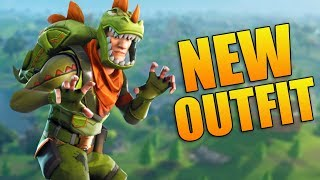 NEW REX OUTFIT! - 1000+ Wins - Fortnite Battle Royale Gameplay - (PS4 PRO) - [Follow @IzzyGoneCrazy]