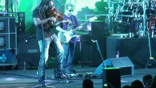 Dave Matthews Band - All Along The Watchtower 7/6/12 Alpine