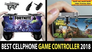 Best Cellphone Game Trigger worth buying - Fortnite PUBG Mobile controller review