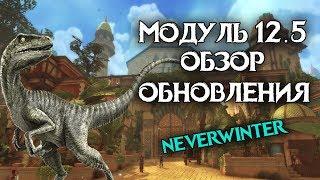 Модуль 12.5. Обзор обновления. Neverwinter Onine