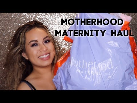 Motherhood Maternity Haul | What I Bought | Recommendations