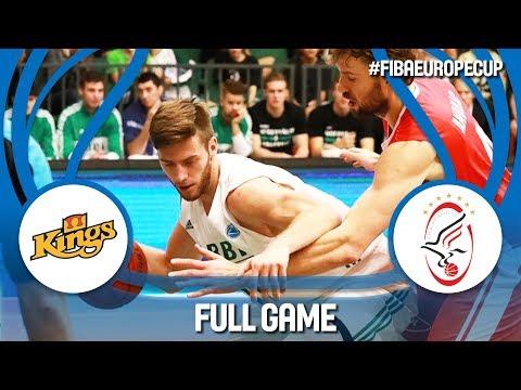 LIVE🔴 - Södertälje Kings (SWE) v Szolnoki Olaj (HUN) - FIBA Europe Cup 2018