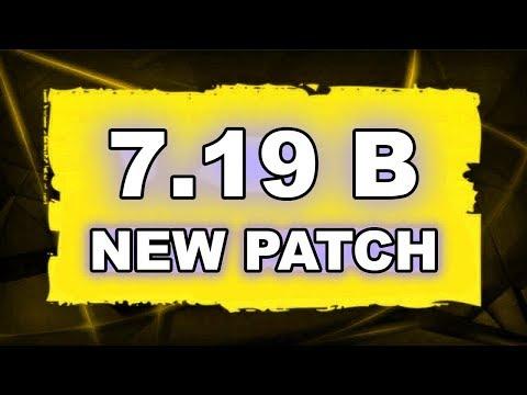 Dota 2 NEW 7.19B PATCH - Main Changes! thumbnail