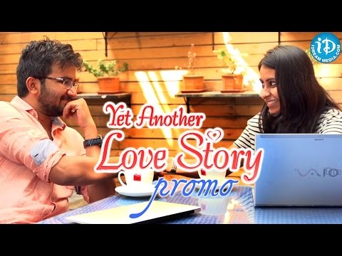 Yet Another Love Story Short Film Promo -Vrinda Prasad || Prudhvi Chandra