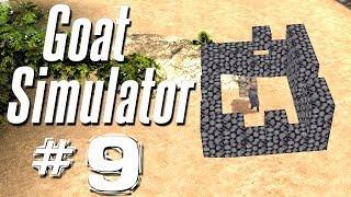 Repeat youtube video MINECRAFT GOAT | Goat Simulator - Part 9