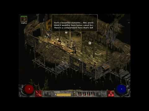 Diablo 2 Act 3 - The Golden Bird