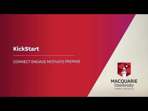 KickStart Connect Engage Motivate Prepare