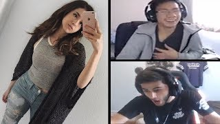 Pokimane Gets Jump Scared in VR | Yassuo Breaks Keyboard FUNNY | Hashinshin Feedback 2 Riot - League