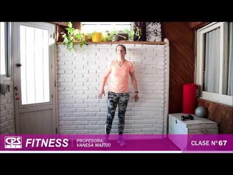 67 ° Clase de Fitness