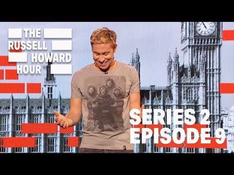 The Russell Howard Hour - Series 2 Episode 9