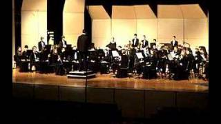 The Symphonic II Band of Pope High School (Marietta, GA) performs a...