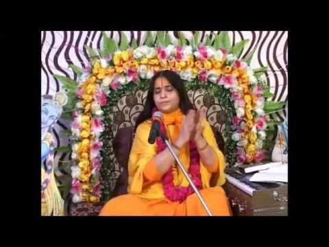 Bhakti Ras Sankirtan by Sushri Braj Bhuvaneshwari Devi Ji (Didi Jee) on 16.09.2012 Part-1