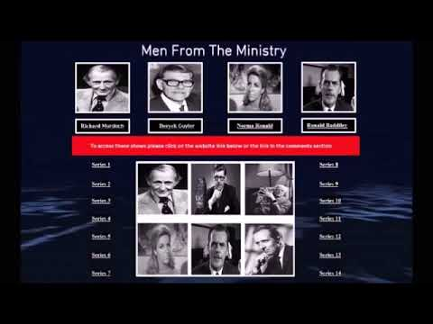 SERIES 13 EPISODE 05 MEN FROM THE MINISTRY Not on Your Telly