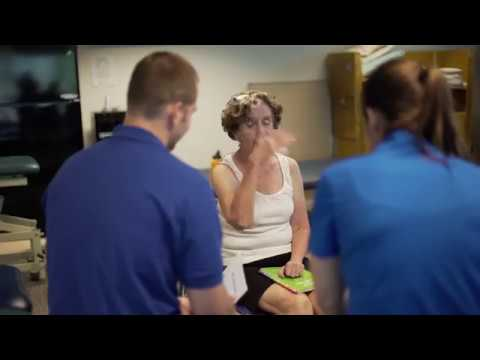 The Creighton University - Hillcrest Geriatric Physical Therapy Residency