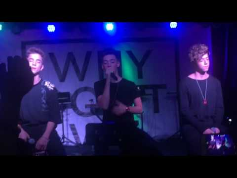 Made For - Why Don't We (Atlanta, 7/11/2017)