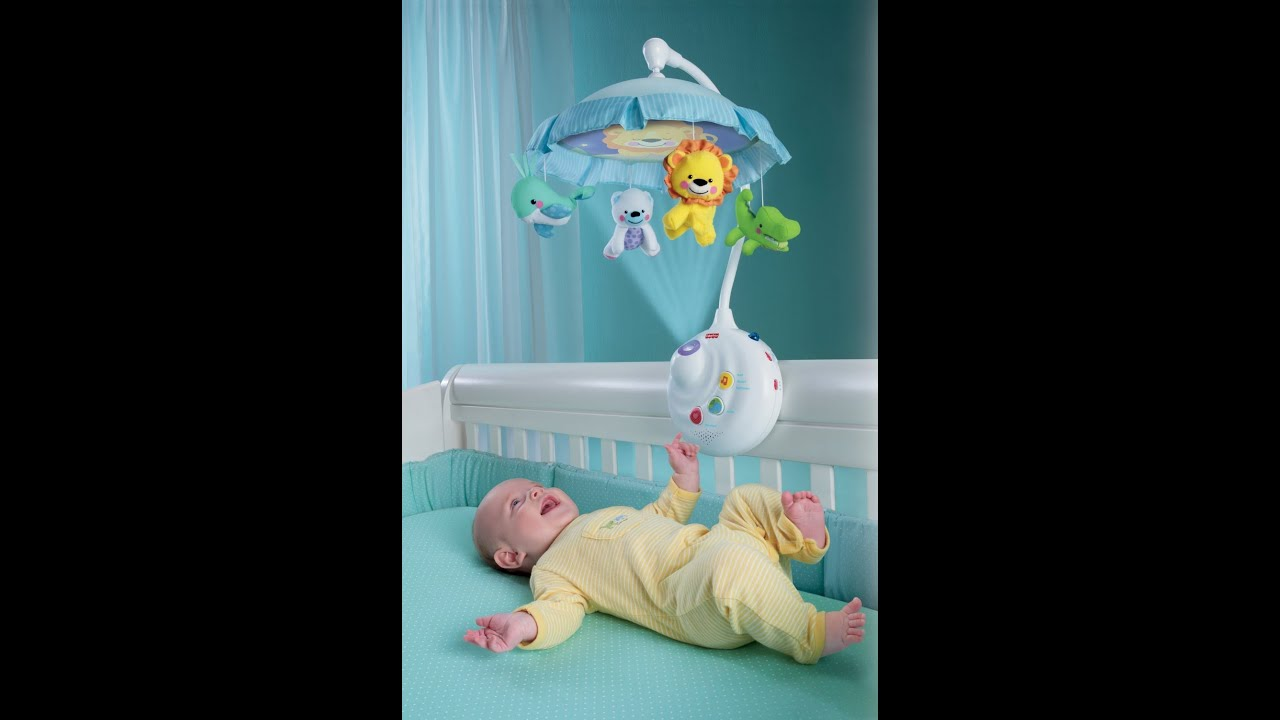 eecff20cbb7fb Review  Fisher-Price 2-in-1 Projection Mobile