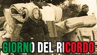 Iscriviti! ▶ http://bit.ly/accasfilmil giorno del ricordo celebrato il 10 febbraio commemora le vittime dei massacri delle foibe e l'esodo giuliano-dalmata.c...