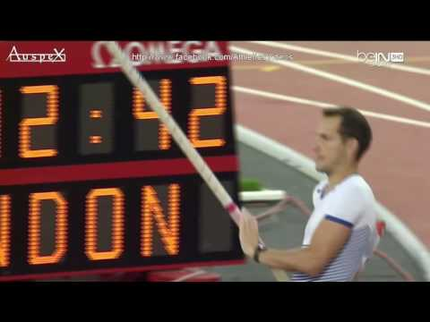 Renaud Lavillenie 5.90m London 2016