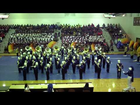 "Varina High School Band ""Kennel Classic 2015"""