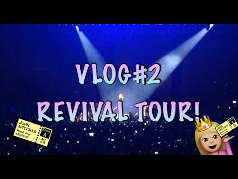 Vlog#2: REVIVAL TOUR!? (MANILA, PHILIPPINES) full concert video | Mykee Mae