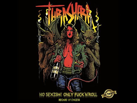 """THRASHERA """"Metal In My Mind"""" (Official Promo Video)"""