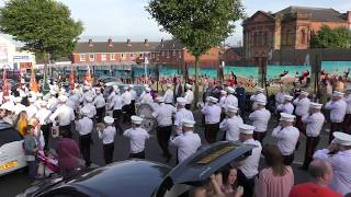 Shankill Protestant Boys (2) @ Shankill Star 2018