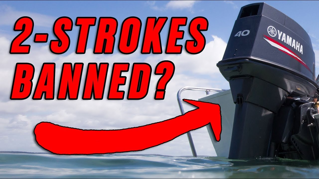 2-Strokes BANNED? Here's the facts about the future of Yamaha 2-Strokes