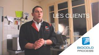 BIOCOLD PROCESS - TÉMOIGNAGES-  Boucherie Vivenda - Evreux (Eure - Normandie)