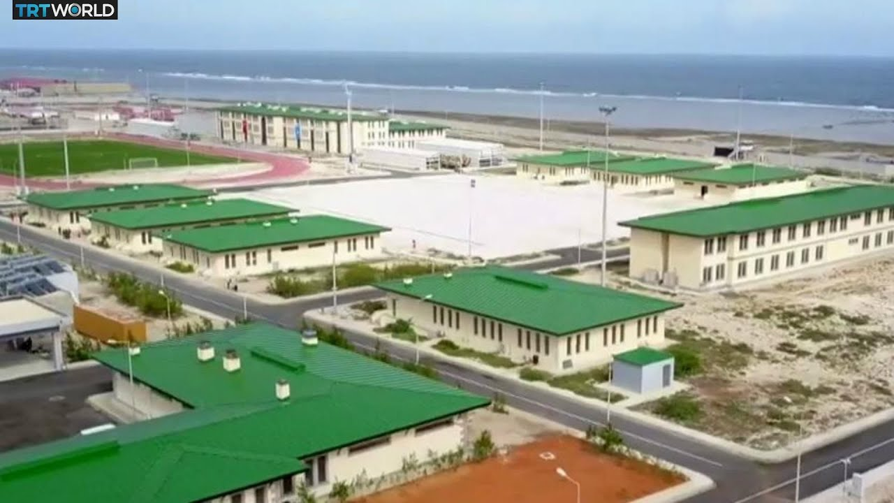 Turkey-Somalia Relations: Largest Turkish overseas military base opens