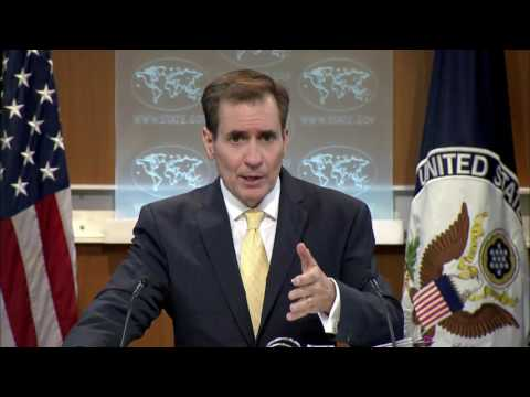 Daily Press Briefing - June 16, 2016