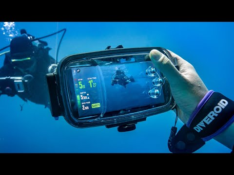 DIVEROID | All-in-one Dive Gear On Your Smartphone