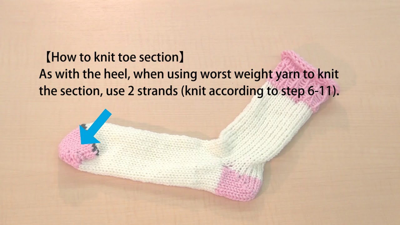basic loom knitting instructions