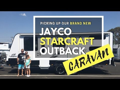 Picking Up Our New Jayco Starcraft Caravan