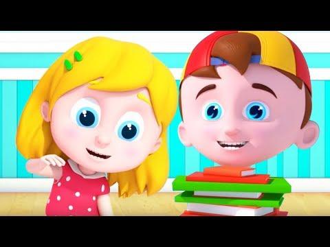 May I Please | Schoolies Cartoons | Nursery Rhymes & Baby Songs