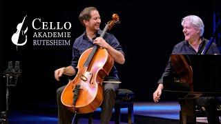 Jazz-Cello Improvisation (Maccabaeus) - Stephan Braun + Rolf Zielke