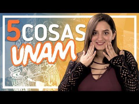 5 Cosas que no sabías de la UNAM