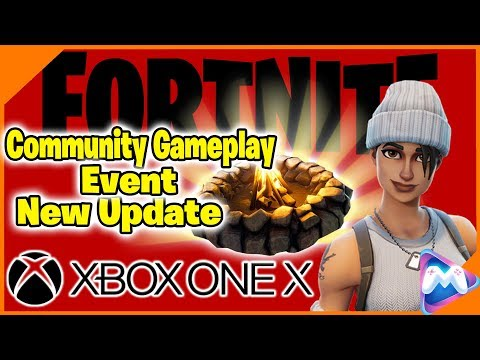 🔴Fortnite BR | New Update! | Community Gameplay Event | With Subs and Sponsors 🔴